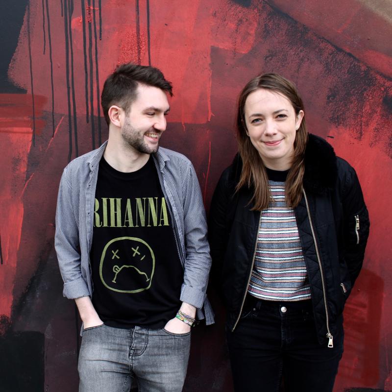 Emma and Chris
