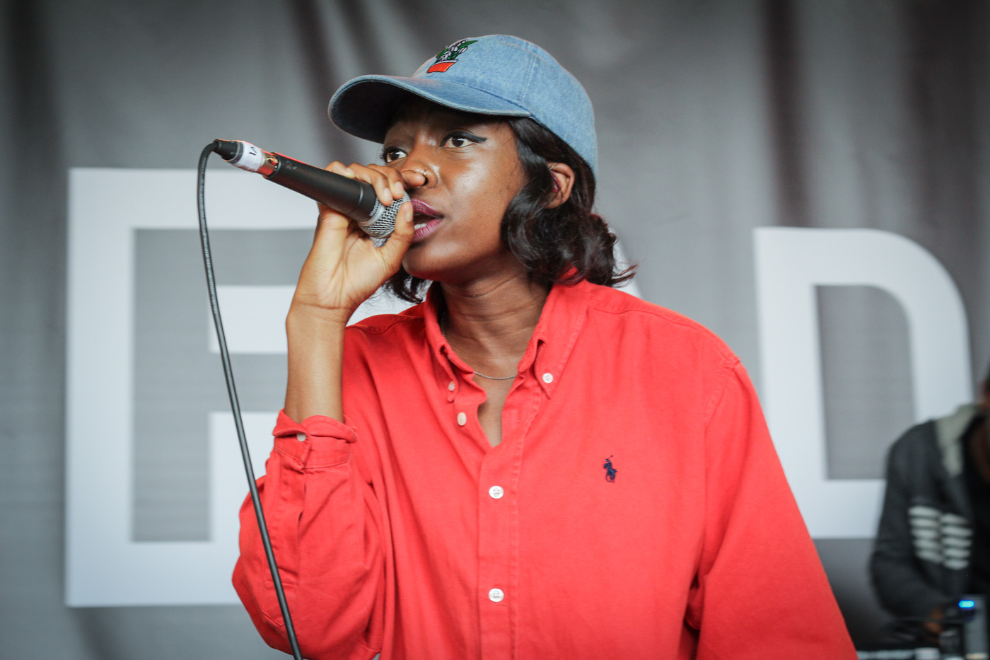 Little Simz at Field Day Ruth Kilpatrick
