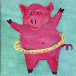 Ring Around the Pig