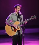 Kris Allen on Idol