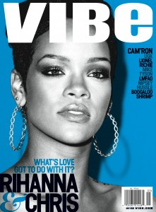 Cover of Vibe, May 2009
