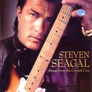 Steven Seagal - Songs From The Crystal Cave - 2004_FrontBlog