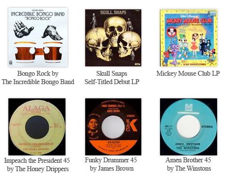 BreakDiggingAlbums