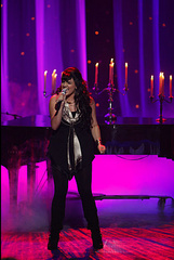 Performing on America's Got Talent