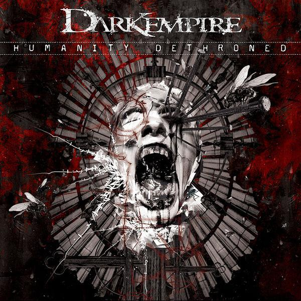 Cover for Dark Empire's Humanity Dethoned