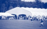 The tents at Great Waters