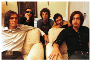 the strokes julian casablancas phrazes for the young