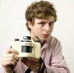 michael cera with camera