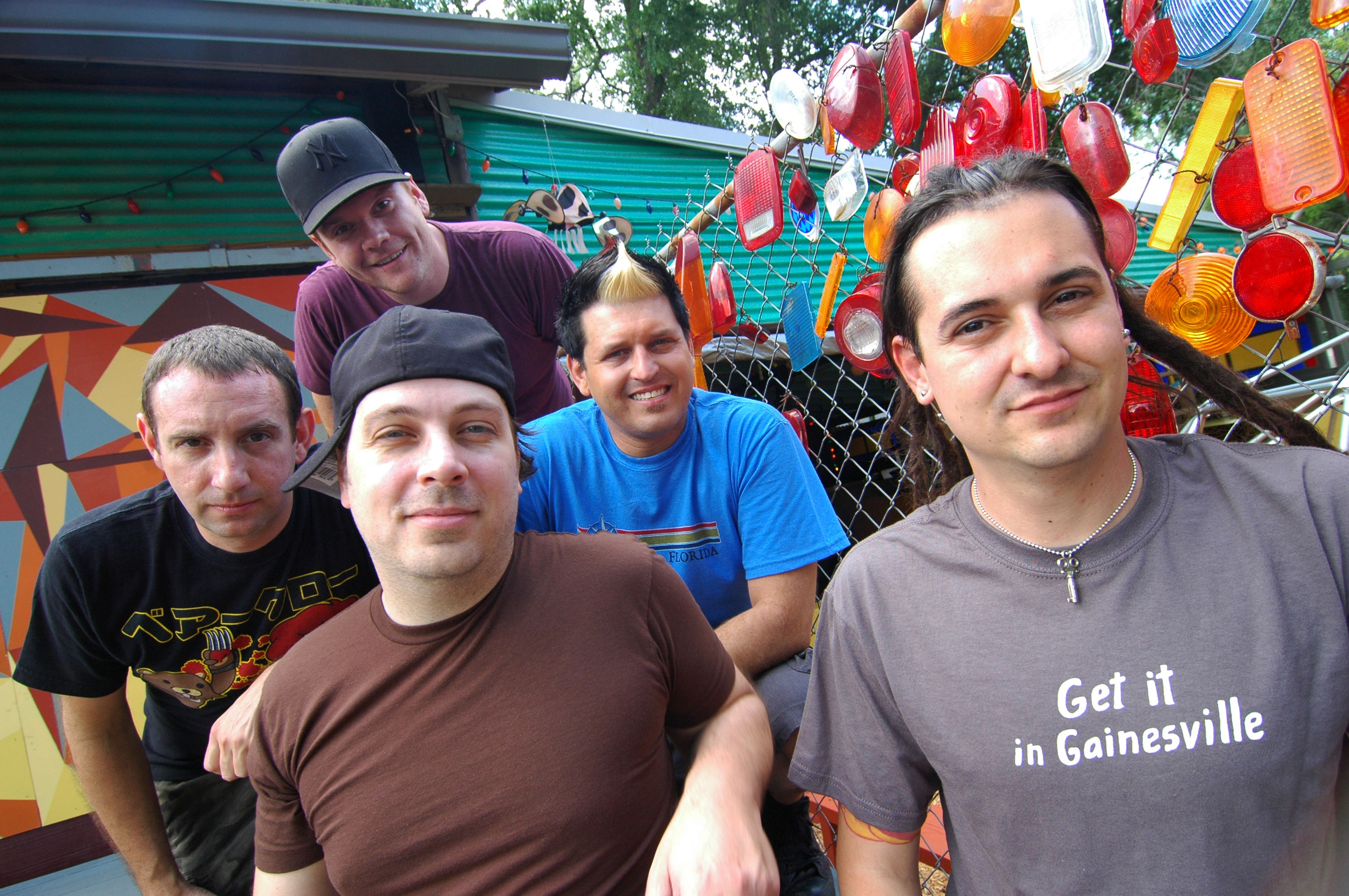 Less Than Jake, Things Change, nouvel EP, sound the alarm, floride