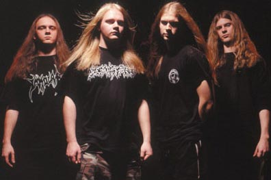 Original Decapitated Lineup