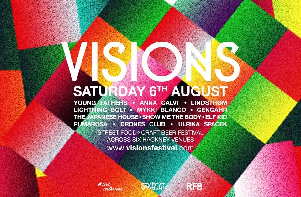 visions lineup